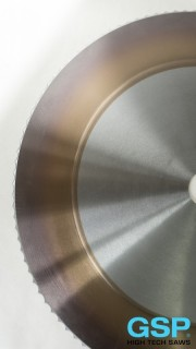 Cuțite circulare cu profil de ascutiș in Valuri și acoperire specială TiAIN