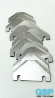 Flachmesser für Metzger
