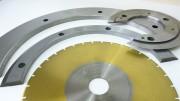 Discuri  circulare cu segmente pt tăiere