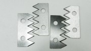 Industrial Knives for Chipping