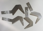 Plastic Cutting Knives made of HSS Steel