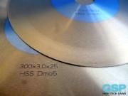 窒化チタンコーティング円形ナイフ 230x2.0x32