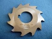 גלגל חיתוך עם צד מלוטש 63 × 3.05 × 22 