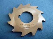 Cortador com faceta 63x3,05x22 12z