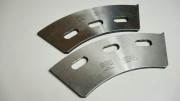 Spare Segments for Segmental Knives