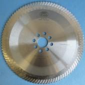 Lâmina de serra segmental HSS