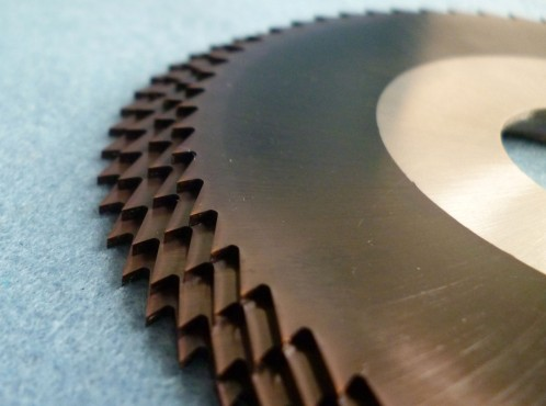 Metallkreissägeblätter für Schraubenindustrie