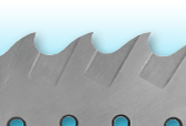 Các loại lưỡi cưa ma sát hình quạt