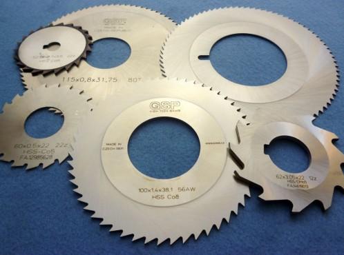 Циркулярни дискове за бутални пръстени
