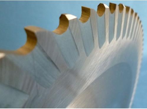 Discos de serra de segmentos