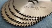 Циркулярни канални дискове 40x1,0x10 64A-3