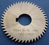 أسنان بسطح صغير 55 × 4.5 × 16 48A1 (6)