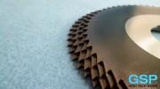 ネジ用すり割り鋸刃 80x1.0x22 60A TiALN